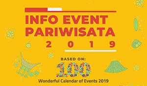 Event Pariwisata 2019