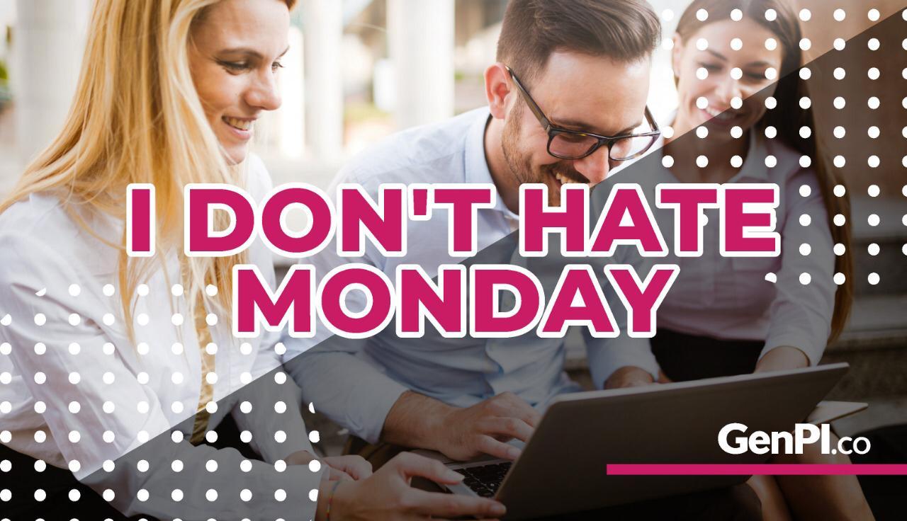 Berita Tentang I Dont Hate Monday Terbaru dan Terkini Hari ini