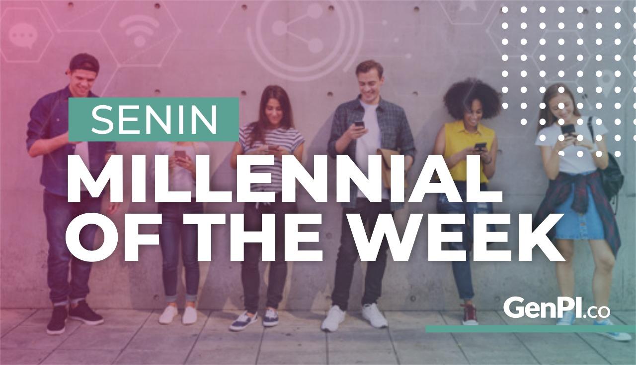 Berita Tentang Millennial Of The Week Terbaru dan Terkini Hari ini