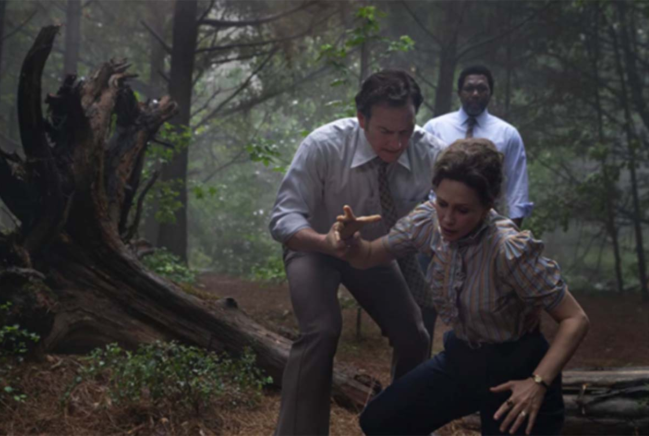 Wow, Pendapatan Film The Conjuring 3 Salip A Quiet Place Part II! - GenPI.co