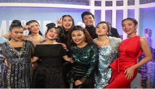 Top 7 Indonesian Idol, Ada yang Nyanyi Into The Unknown Frozen 2! - GenPI.co