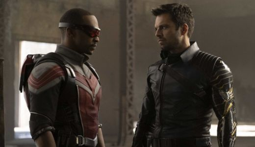 Pengumuman! The Falcon and The Winter Soldier Tayang 19 Maret - GenPI.co