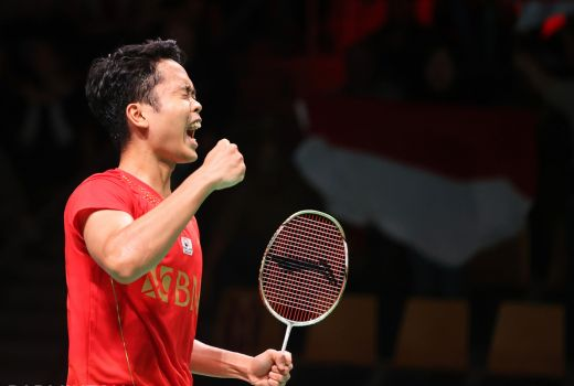 Denmark Open 2021 - Tommy Sugiarto Menang, Ginting Mengancam - GenPI.co