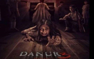 Wow! Film Horor Danur 3: Sunyaruri Peringkat 3 Box Office
