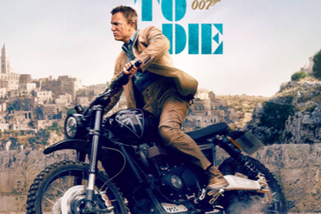 Kerennya James Bond di Poster No Time To Die Terbaru Versi IMAX