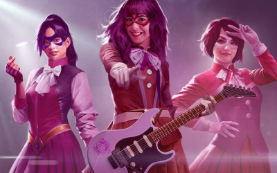 Giliran Joko Anwar Garap Superhero Wanita Virgo & The Sparklings