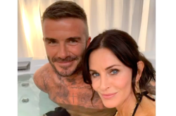 Tangan Courteney Cox di Paha David Beckham, Netizen Heboh | Genpi.co - Palform No 1 Pariwisata Indonesia