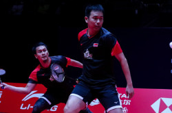 BWF World Tour Finals 2019: Daddies Memang Manis | Genpi.co - Palform No 1 Pariwisata Indonesia