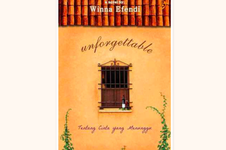 Unforgettable, Novel Roman yang Bikin Susah Move On