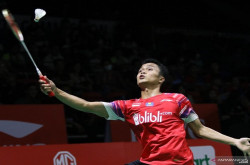 Yes! Anthony Ginting Menang Lawan Malaysia  | Genpi.co - Palform No 1 Pariwisata Indonesia