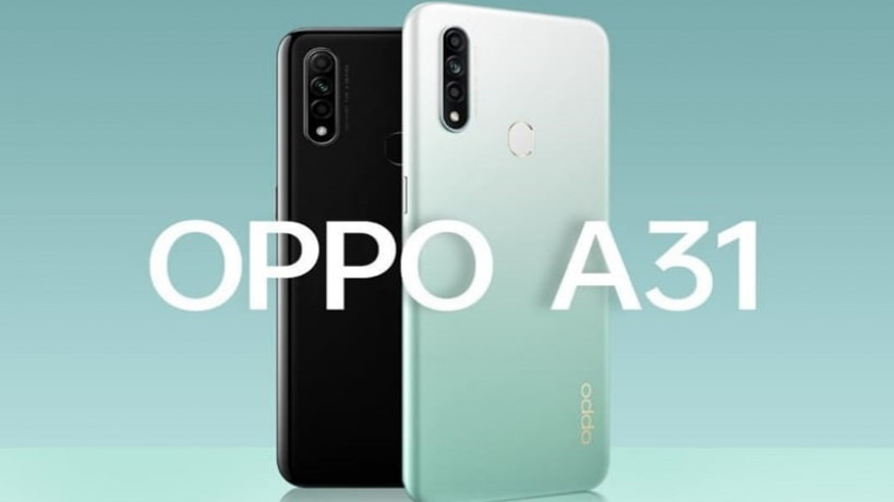 Oppo A31 (foto: SC IG @oppoindonesia)