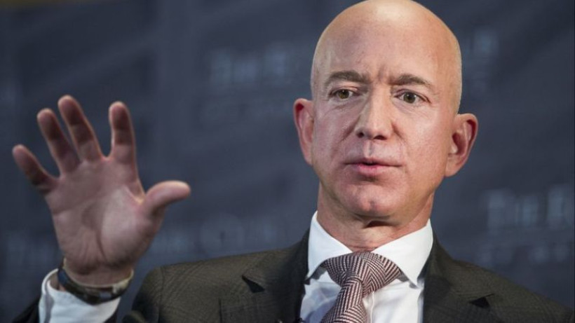 Jeff Bezos. Foto: Cliff Owen/Associated Press