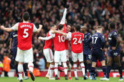 Arsenal vs West Ham United 1-0: Tekor Lalu Rekor | Genpi.co - Palform No 1 Pariwisata Indonesia