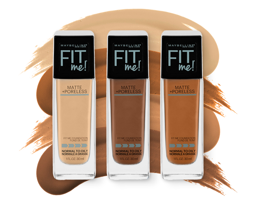 Maybelline Fit Me Foundation Matte Poreless (Foto : Jonliz market)