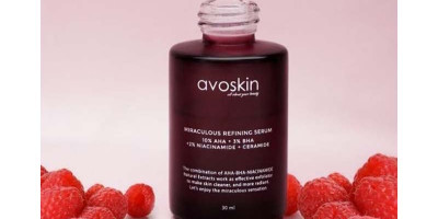 Avoskin Miraculous Refining Serum Bikin Wajah Glowing | Genpi.co