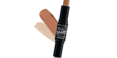 Silkygirl PhotoSharp Contour & Highlight Stick, Praktis Banget! | Genpi.co