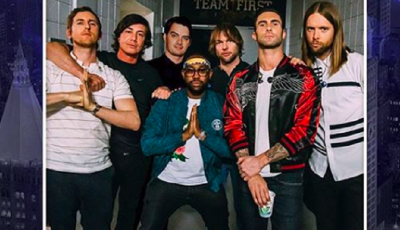 Lagu Harder to Breathe Ternyata Bentuk Protes Maroon 5 | Genpi.co - Palform No 1 Pariwisata Indonesia