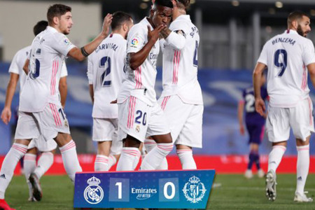 Real Madrid vs Real Valladolid 1-0: Benar-Benar Susah Payah