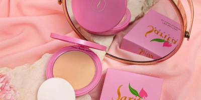 TWC Sarita Beauty Punya Sun Protection, Wajah Dijamin Flawless | Genpi.co