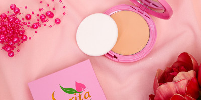 Wajah Dijamin Glowing dengan Two Way Cake Sarita Beauty | Genpi.co