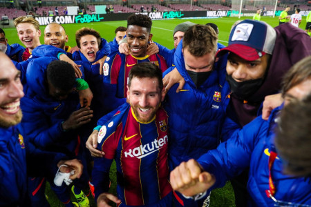 Link Live Streaming Barcelona vs Getafe: Saatnya Menanjak