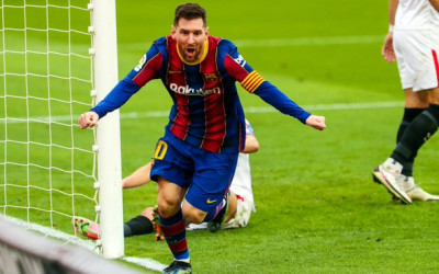 Live Streaming Copa del Rey: Barcelona vs Sevilla