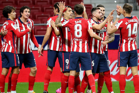 Live Streaming Liga Spanyol: Atletico Madrid vs Valencia
