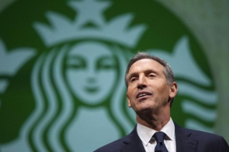 Mantan CEO Starbucks Terlibat Hubungan di Tengah Konflik AS-China