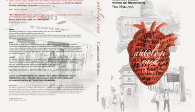 Antologi Rasa: Kisah Percintaan Empat Sekawan yang Penuh Kejutan | Genpi.co - Palform No 1 Pariwisata Indonesia