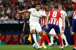 Atletico Madrid vs Real Madrid 0-0: Zinedine Zidane Ukir Rekor | Genpi.co - Palform No 1 Pariwisata Indonesia