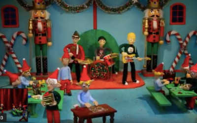 Blink-182 Rilis Lagu Natal Berjudul 'Not Another Christmas Song'