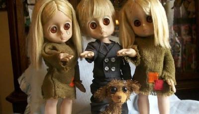 Little Miss No-Name, Boneka Menangis Bisa Menghipnotis Manusia | Genpi.co - Palform No 1 Pariwisata Indonesia