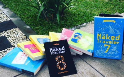 The Naked Traveler, Kisah Trinity Tularkan Virus Traveling