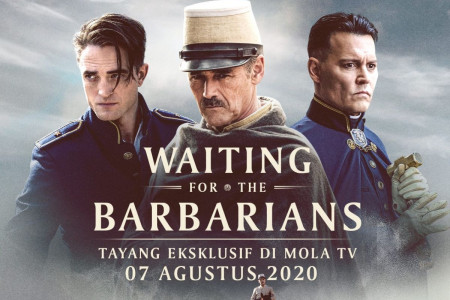 Tayang di Mola TV, Film Waiting for the Barbarians Siap Menghibur