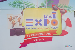 Travel Insight Bersama KAI Expo 2019