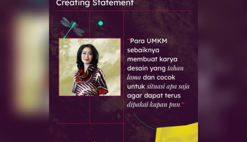 Quote Nusantara Fashion Festival 2020