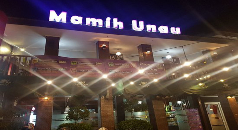 Mamih Ungu Cafe and Resto (Foto: TripAdvisor)