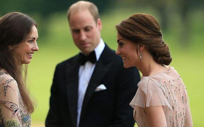 Pangeran William Berselingkuh dari Kate Middleton Sejak 2018?