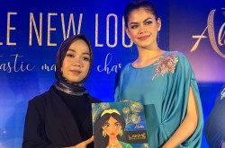Ini Trend Make Up A la Princess Jasmine di Film Aladdin | Genpi.co - Palform No 1 Pariwisata Indonesia