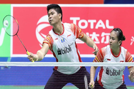 Indonesia Open 2019, PBSI Waspadai Ganda Campuran China