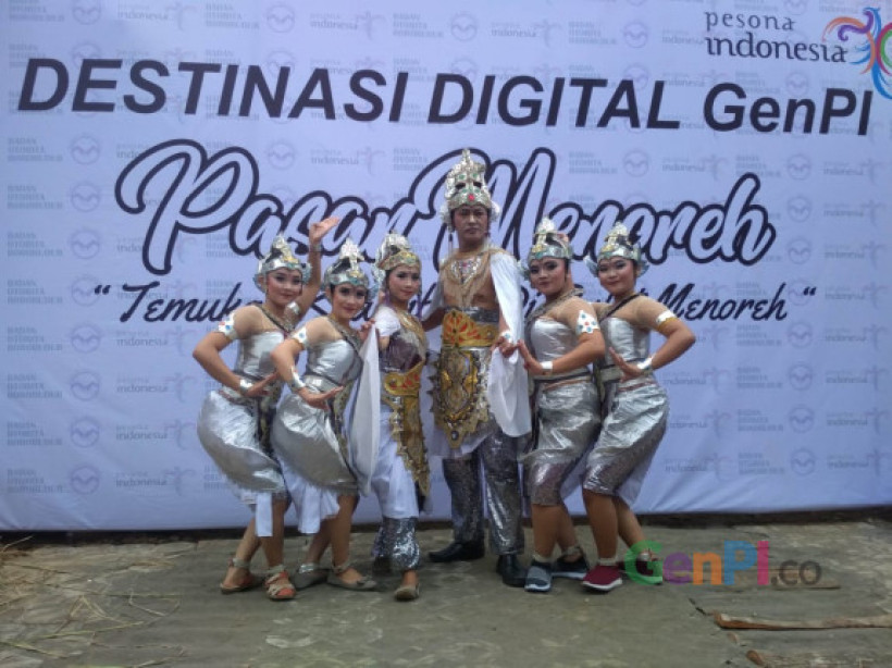 Destinasi digital Pasar Menoreh.