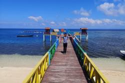 Ayo Menikmati Suguhan Utama Pantai Waha, Wakatobi | Genpi.co - Palform No 1 Pariwisata Indonesia