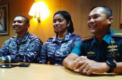 Letda Michelle Taruni Pertama Lulusan Papua Bertugas di KRI Aceh | Genpi.co - Palform No 1 Pariwisata Indonesia