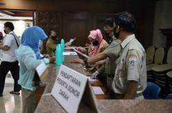 Wali Kota Jakarta Selatan Ajak Masyarakat Donor Darah   Genpi.co - Palform No 1 Pariwisata Indonesia