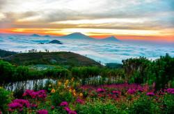 Surga Berselimut Jingga di Magelang, Indahnya Bikin Lupa Pulang | Genpi.co - Palform No 1 Pariwisata Indonesia