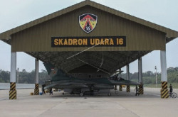 Berita Top 5: Skuadron F-16 Siaga 1 di Natuna, Bedak Antiluntur   Genpi.co - Palform No 1 Pariwisata Indonesia