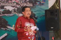 Kerennya Batik Khas Kepulauan Seribu | Genpi.co - Palform No 1 Pariwisata Indonesia