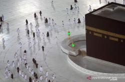 Kloter Pertama Jemaah Umrah Tiba di Makkah   Genpi.co - Palform No 1 Pariwisata Indonesia