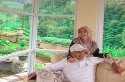 Kediaman Papa Shireen Buat Terpana! Rumah Mark Sungkar Teduh Pol   Genpi.co - Palform No 1 Pariwisata Indonesia