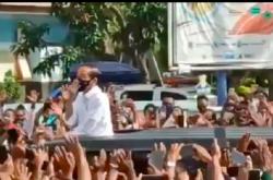 Bicara Soal Kerumunan, Pakar Top Ini Bikin Jokowi Terpojok   Genpi.co - Palform No 1 Pariwisata Indonesia